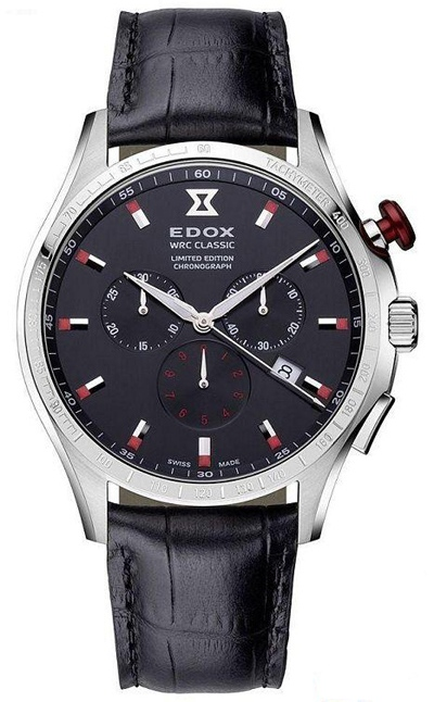 Edox WRC Classic Limited Edition